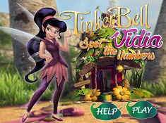 Tinkerbell Vida Spot The Numbers