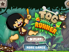 Tog Jungle Runner