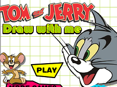 Tom and Jerry Draw with Me
