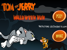 Tom and Jerry Halloween Run