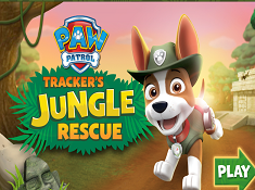 Trackers Jungle Rescue
