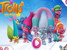 Trolls Jelly Match