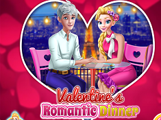Valentines Romantic Dinner