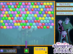 Vampirina Bubble