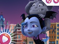 Vampirina Jelly Match