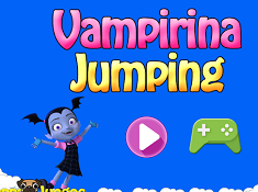 Vampirina Jumping