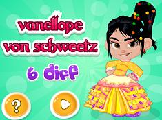 Vanellope Von Schweetz 6 Diff
