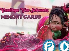 Vanellope Von Schweetz Memory Cards