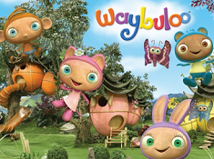 Waybuloo Puzzle