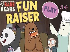 We Bare Bears Fun Raiser