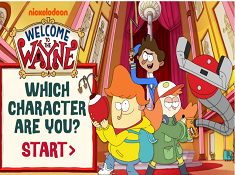 Welcome to the Wayne Which Character Are You