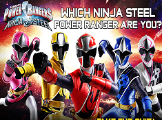 Which Ninja Steel Power Ranger Are You