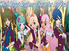 Which Regal Academy Character Are You