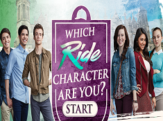 Which Ride Character Are You