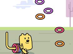 Wubbzy Ring Catch