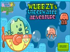Wubbzy Underwater Adventure
