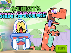 Wubbzys Silly Speeder
