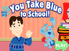 You Take Blue to School