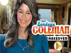 Zendaya Coleman Makeover