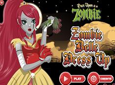 Zombie Belle Dress Up