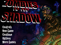 Zombies in The Shadow
