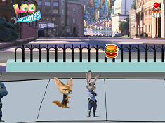 Zootopia Desert Battle