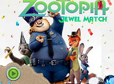 Zootopia Jewel Match