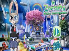Zootopia: Police Investigation