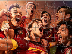 11 Characters Puzzle