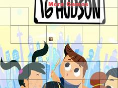 16 Hudson Maze