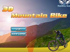 3D Mountain Bike