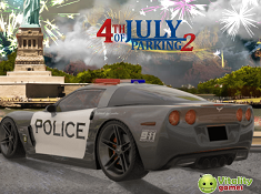 4th of July Parking 2