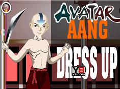 Aang Dress Up