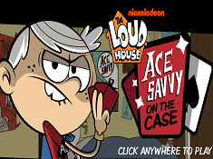 Ace Savvy On The Case