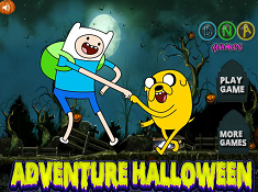 Adventure Halloween