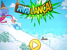 Adventure Time Avalanche