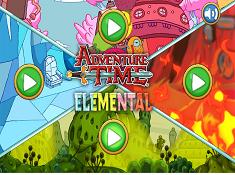 Adventure Time Elemental