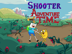 Adventure Time Shooter