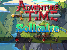 Adventure Time Solitaire