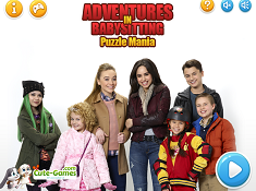 Adventures in Babysitting Puzzle Mania