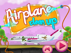 Airplane Clean Up