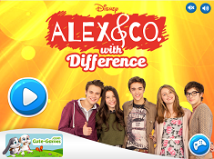 Alex and Co Differences
