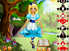 Alice in Fashion Land