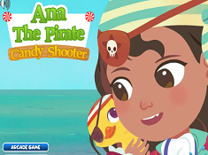 Ana the Pirate Candy Shooter