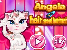 Angela Hair Removal Treatment
