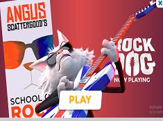 Angus Scatergoods School of Rock