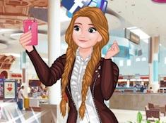 Anna Social Media Butterfly