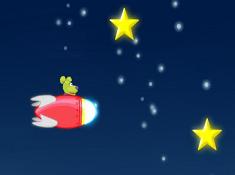 Apollos Rocket Blastoff