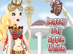 Apple White Legacy Day