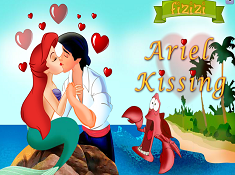 Ariel Kissing